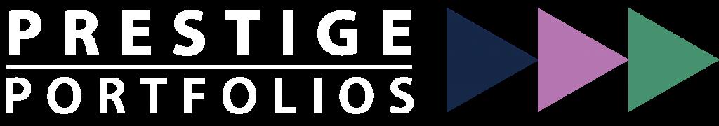 prestige portfolio logo White